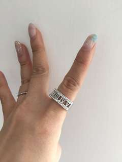 Tiffany Roma ring