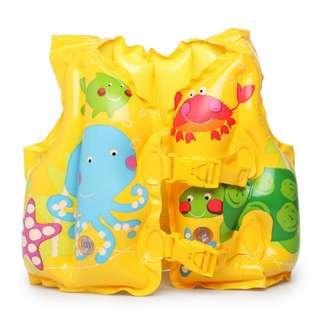 Swim Vest Kids Inflatable Intex