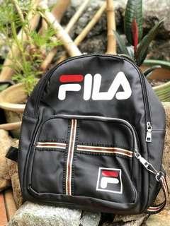BAG PACK FILA BLACK