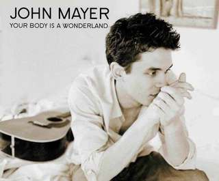 John Mayer - Your Body Is A Wonderland (CD Single)