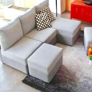 Grey Sofa (Rush Sale)