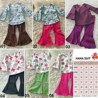 Hana Suit