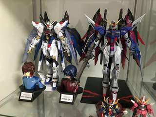*With individual price*Built Gundam/metal build gundam/Formania gundam for sale