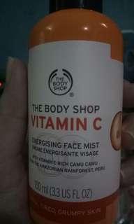Face mist vitamin C the face Shop