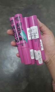 New Mascara Essence I Love Extremme Pink