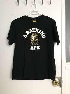 BAPE Camo Tshirt