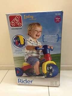 Ball Papper Rider