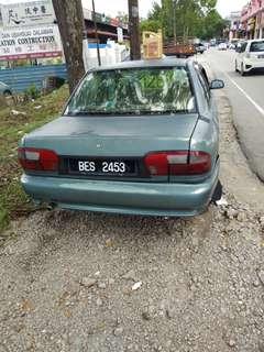 Proton Wira 1.3cc auto 1996