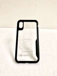 100% New - iPhone X Clear Phone Case