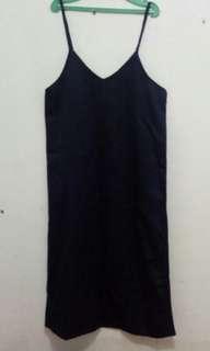 Outer dress navy