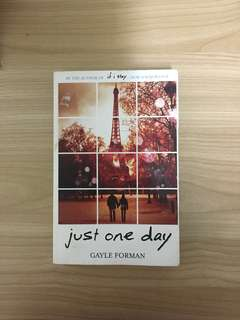 Gayle Forman: Just One Day