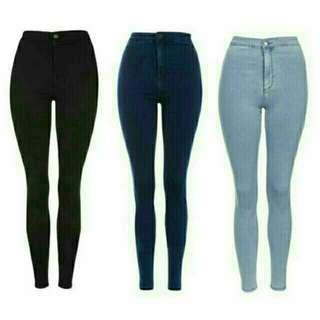 Bundle of 3 Highwaist jeans (nkson)