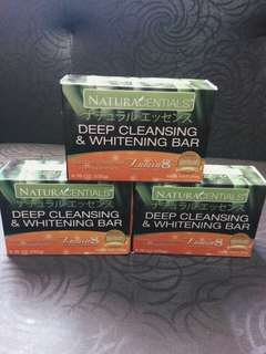 Naturacentials Deep Cleansing and whitening bar (AIM GLOBAL)