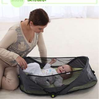 Jollybaby Multifunctional Protable Travel Baby Bassinet Bed Bag