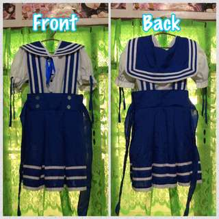 LOLITA SAILOR JUMPSKIRT