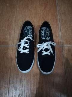 City Sneakers by Payless Black Sneakers