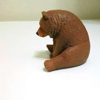 🚚 扭蛋-睡眠動物園 棕熊