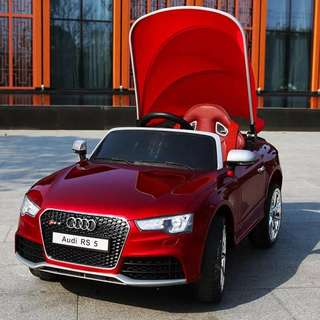 Audi RS 5 Top-down Series Ride On Toy Car For Kids