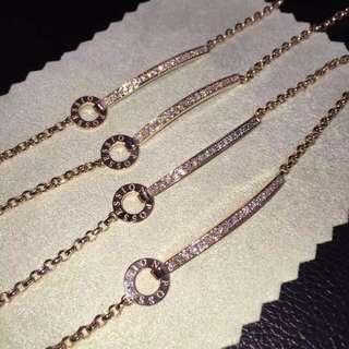 伯爵 Piaget POSSESSION 全鑽石手鏈