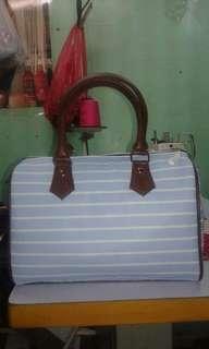 Stripes styled Bag