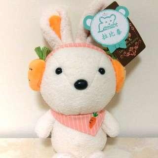 🚚 兔子娃娃