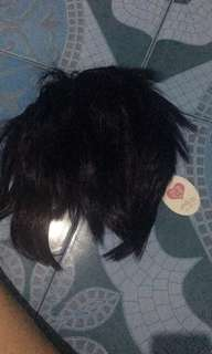 airily dark male wig