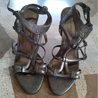 Preloved Nine West Pravo Sandals