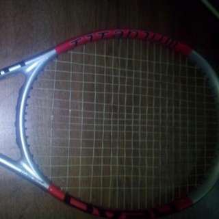 Head medium size tennis racket