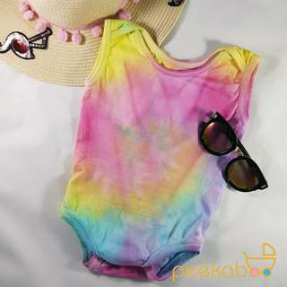 Tie Dye Onesie - Rainbow