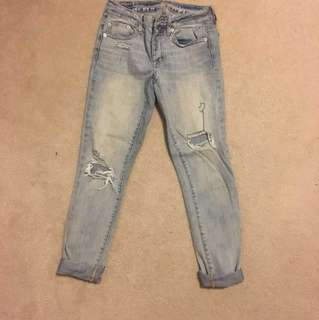 American Eagle Outfitters - boy jean