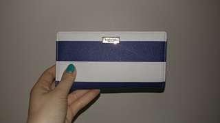 Kate Spade long wallet (Shore Street Stacy)