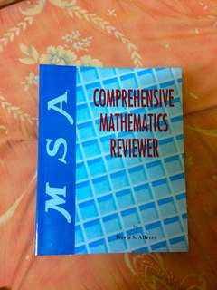 Mathematics Reviewer