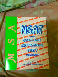 NSAT and CET Reviewer