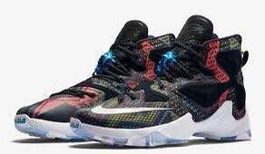 Authentic LeBron 13  repriced sale