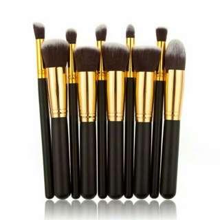 Black Gold Brush 10 in 1