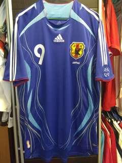日本國家隊足球球衣9號HYUGA