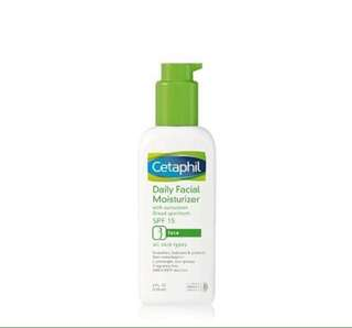 NEW cetaphil mouisturizer full size