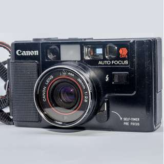 Canon AF35M Film Camera