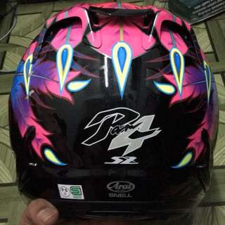 Arai Ram 4 Scott Russel (Original Japan)