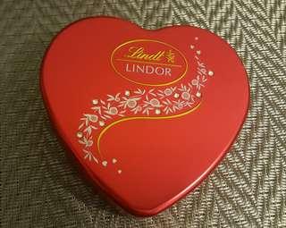 Lindor chocolate (gift)