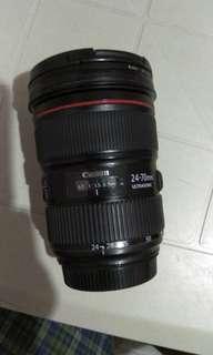 Canon 24-70 f2.8 v2
