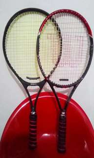 Wilson Tennis Rackets set sale