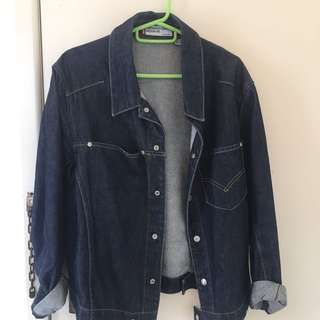 Authentic LEVI's Denim Jacket Vintage Oversized
