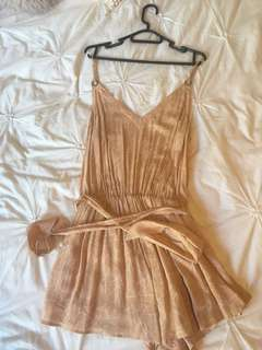 Milk and honey playsuit