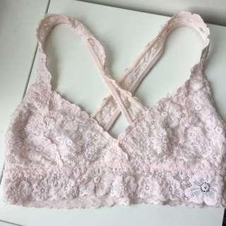 Pink Aerie Bralette
