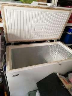 Elba Chest Freezer