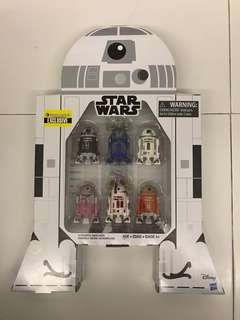 Star Wars droid pack