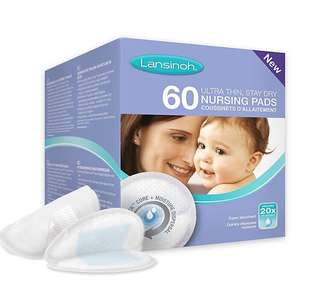 Lansinoh® Disposable Nursing Pads,60 pack