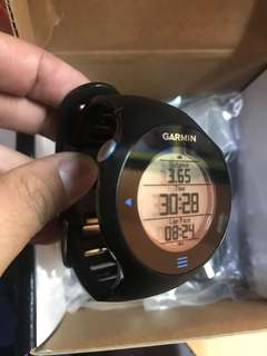 Garmin Forerunner 610 GPS watch (installment available)