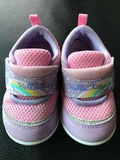 🚚 女寶鞋 學步鞋 凱蒂貓童鞋 15公分